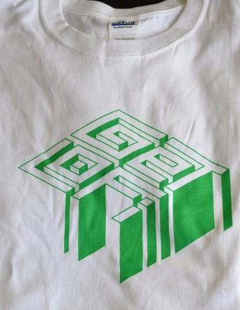 GetLoFi T-Shirt White Small