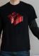 GetLoFi T-Shirt Black Medium