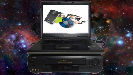 VHS Transfer Services in Minneapolis, MN or through mail