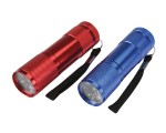 Mini Flashlight 3.5 Inch LED 9 Bulb