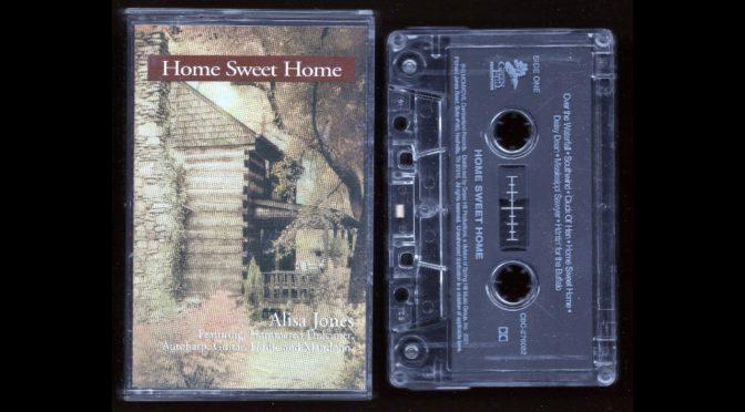 Alisa Jones – Home Sweet Home – CBC276082 – 1997 – Cassette Tape Full Album