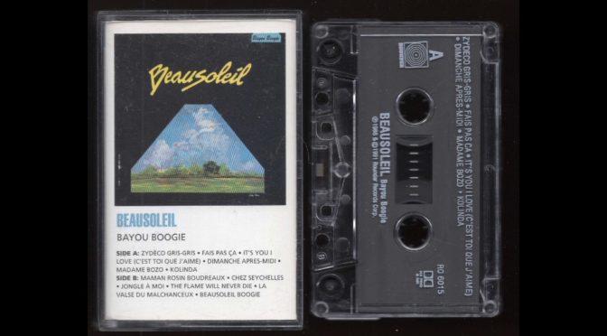 Beausoleil – Bayou Boogie – 1986 – Cassette Tape Full Album