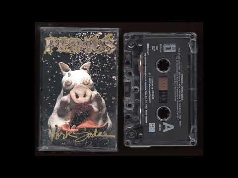 Primus -Pork Soda – 1993 – Cassette Tape Full Album