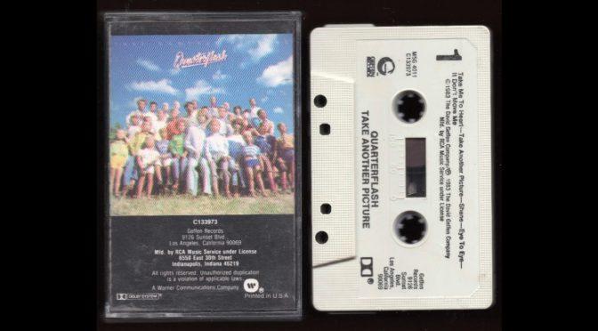 Quarterflash – Take Another Picture – 1983 –  Cassette Tape Rip Full Album