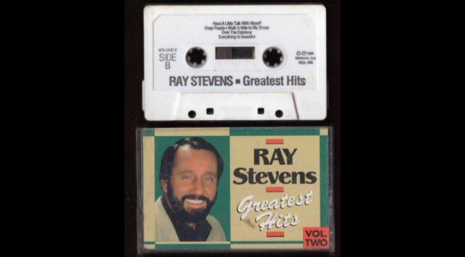 Ray Stevens – Greatest Hits Vol. Two – 1991 – Cassette Tape Rip Full Album