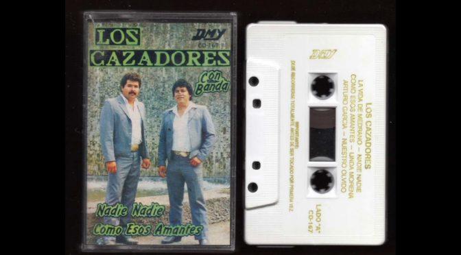 Los Cazadores – Con Banda – ? – Cassette Tape Rip Full Album