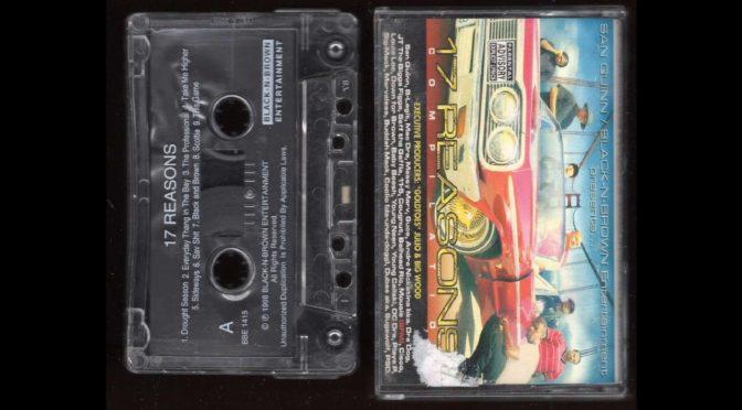 17 Reasons – Compilation – 1997 – Cassette Tape Rip Full Album