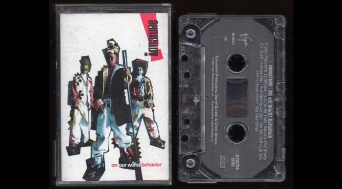 Immature – On Our Worst Behavior – 1992 – Cassette Tape Rip Full Album