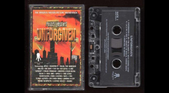Motion Picture Soundtrack – Unforgiven – 1998 – Cassette Tape Rip Full Album