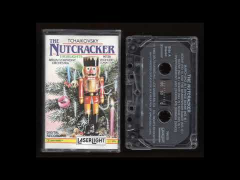 The Nutcracker – Tchaikovski – 1989 –  Cassette Tape Rip Full Album