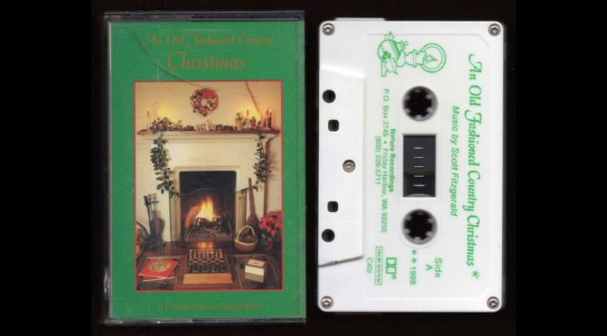 An Old Fashioned Country Christmas – 1988 –  Cassette Tape Rip Full Album