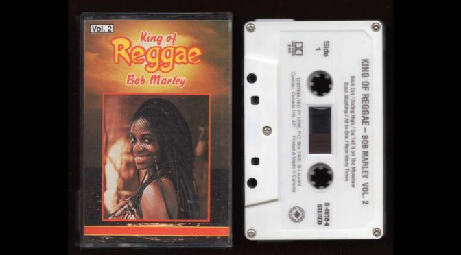 KING OF REGGAE – BOB MARLEY VOL 2 – 199? – Cassette Tape Rip Full Album