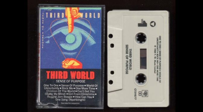 THIRD WORLD – SENSE OF PURPOSE – 1981 – Cassette Tape Rip Full Album