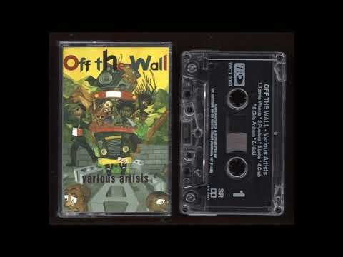 VARIOUS ARTISTS OFF THE WALL Cassette Tape Rip Full Album 1
