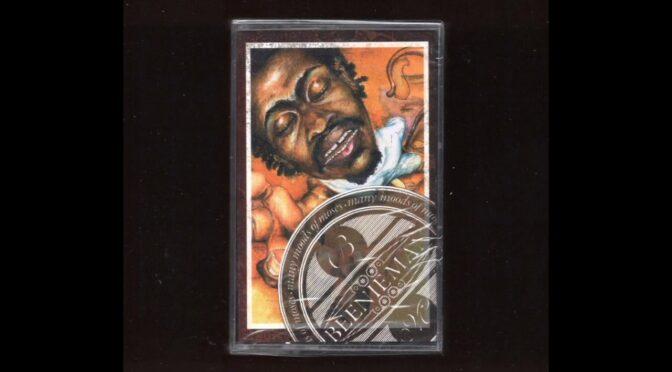BEENIE MAN MANY MOODS OF MOSES   199x    Cassette Tape Rip Full Album